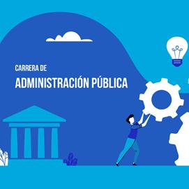 Carrera Administración Pública