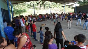 Fiesta de Asociaciones para niños