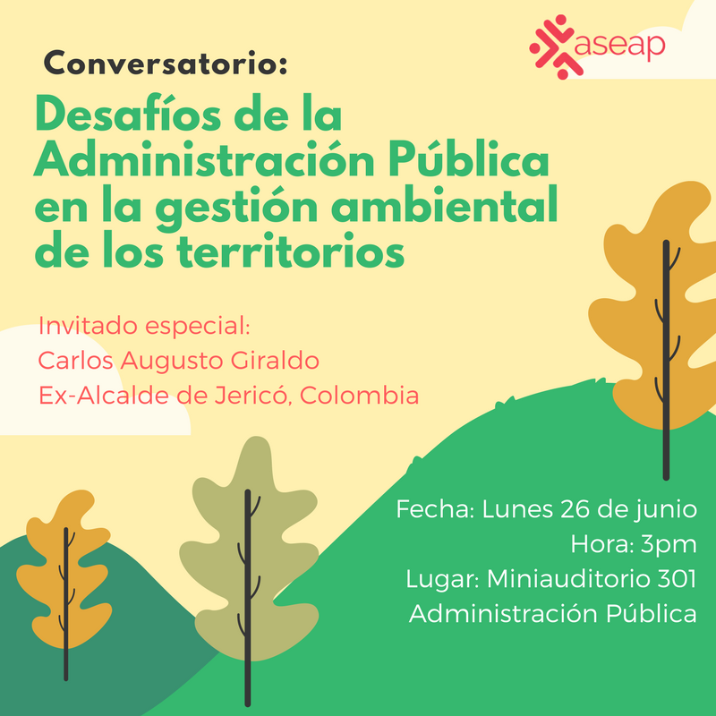 conversatorio aseap